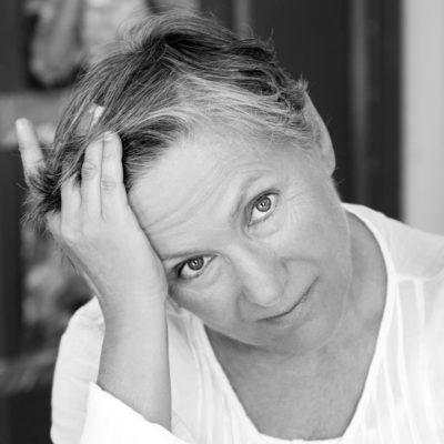 Poetessa Mariangela Gualtieri